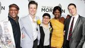 'Book of Mormon' LA Opening—Kevin Mambo—Gavin Creel—Jared Gertner—Samantha Marie Ware—Grey Henson
