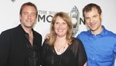 ‘Book of Mormon’ LA Opening—Trey Parker—Anne Garefino—Matt Stone