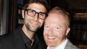 Book of Mormon LA OpeningJustin MikitaJesse Tyler Ferguson