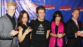 Newsical Opening- Tommy Walker- Leslie Kritzer- Perez Hilton- Christine Pedi- Michael West