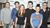 'Bad Jews' Meet and Greet—Joshua Elias Harmon—Michael Zegen—Molly Ranson—Philip Ettinger—Tracee Chimo—Daniel Aukin
