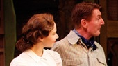 Julia Bray, Byron Jennings, Carolyn McCormick and Michael McCarty in Ten Chimneys.
