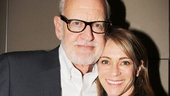 Frank Oz shares the landmark evening with his wife, Victoria Labalme.