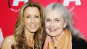 Atlantic Theater Company Reopening- Felicity Huffman- Mary Beth Peil
