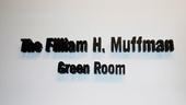 Atlantic Theater Company Reopening- Green Room