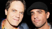 Michael Shannon is in good company with his Boardwalk Empire co-star Bobby Cannavale, who is starring on Broadway in Glengarry Glen Ross this season.