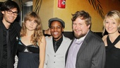 Grace  Opening Night  Robert Beitzel - Annie Baker  Jon Michael Hill - Michael Chernus - Heidi Schreck