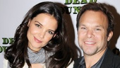 Dead Accounts Meet and Greet  Katie Holmes  Norbert Leo Butz