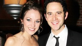 Cyrano de Bergerac Opening Night  Laura Osnes  Santino Fontana