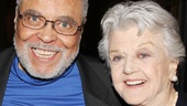Its date night for Broadway legends (and former Best Man co-stars) James Earl Jones and Angela Lansbury, who are gearing up to star in Driving Miss Daisy in Australia. 