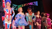 Audiences cant get enough of Kinky Boots' fabulous drag divas The Angels.