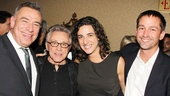 Frankie Valli  opening - Producer Manny Kladitis - Frankie Valli - Producer Eva Price - Producer Robert Ahrens