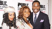 'Wild With Happy' Opening Night — Trae Harris — Tonya Pinkins — Colman Domingo