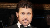 Chicago star Billy Ray Cyrus takes his official opening night bow.