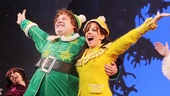 Elf – Curtain Call – Nov 9 – Jordan Gelber – Leslie Kritzer