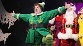 Elf  Curtain Call  Nov 9  Jordan Gelber  Wayne Knight  Leslie Kritzer 