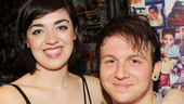 Lysistrata Jones alum Barrett Wilbert Weed and American Idiot vet Gerard Canonico are ready to go back to high school (again!) in Bare.