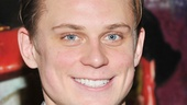 Though he spends most of the play in his underwear, Boardwalk Empire's Billy Magnussen looks just as good in a suit.