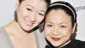 Jennifer Lim and Julyana Soelistyo are no strangers to David Henry Hwang's work—Lim starred in Chinglish and Soelistyo earned a Tony nomination for playing a different role in the 1998 Broadway premiere of Golden Child.