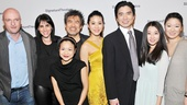 Golden Child – Opening Night – Matthew Maher – Leigh Silverman – Julyana Soelistyo – David Henry Hwang – Lesley Hu – Greg Watanabe – Annie Q. – Jennifer Lim