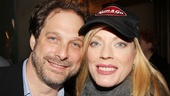 'Mystery of Edwin Drood' Opening Night — Kurt Deutsch — Sherie Rene Scott