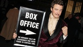 'Mystery of Edwin Drood' Opening Night — Will Chase