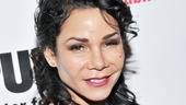 Broadway fave Daphne Rubin-Vega looks sultry on opening night.