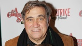 From one Ralphie to another: Dan Lauria and Johnny Rabe celebrate their star turns in A Christmas Story.