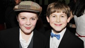 'A Christmas Story' Opening Night — Joe West — Johnny Rabe