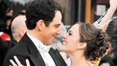 Cinderella at Macy's Parade - Santino Fontana- Laura Osnes
