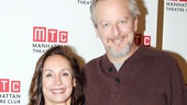 Laurie Metcalf and Daniel Stern star as Juliana and Ian Smithton in MTC's production of The Other Place.