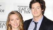 Cat on a Hot Tin Roof  Meet the Press  Scarlett Johnasson  Benjamin Walker