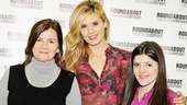 A girl power shot of Mare Winningham, Maggie Grace and Madeleine Martin, who play the three women in the Owens family.