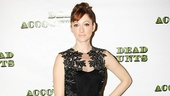 TV and film star Judy Greer can add an exciting credit to her resume: Dead Accounts is her Broadway debut!