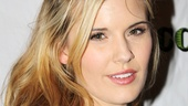 Maggie Grace has many red carpets to look forward to: she'll be making her Broadway debut in Picnic next month!