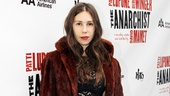 The Anarchist- Zosia Mamet