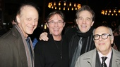 What an esteemed group of actors! Mark Blum (Lonely, Im Not), Richard Thomas (Race) and his Enemy of the People co-star Boyd Gaines (Patti&#39;s love in Gypsy) and Lee Wilkof (Little Shop of Horrors)