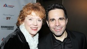 Assassins Benefit Reading–54 Below–Becky Ann Baker-Mario Cantone