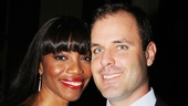The Bodyguard opening night  Heather Headley  husband Brian Musso