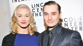 Golden Boy – opening night – Yvonne Strahovski – Seth Numrich