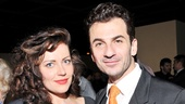 Golden Boy  opening night  Dagmara Dominczyk  Michael Aronov