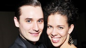 Golden Boy – opening night – Seth Numrich – Caroline Fermin