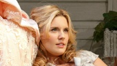 Mare Winningham as Flo Owens and Maggie Grace as Madge Owens in Picnic.
