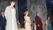 Cat on a Hot Tin Roof  opening  Cast Curtain Call