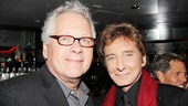 Manilow on Broadway  opening night  Bruce Sussman  Barry Manilow