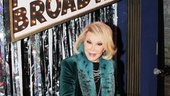 It's a sign: Joan Rivers needs to come back to the Great White Way so the folks at Forbidden Broadway can do a nunber on her!