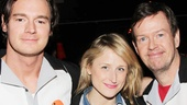 Second Stage Bowling 2013  - Benjamin Walker  Mamie Gummer  Dylan Baker