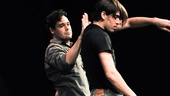 Hit the Wall Rehearsal- Matthew Greer- Arturo Soria