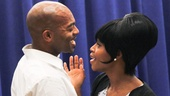 Motown Meet and Greet  Brandon Victor Dixon  Valisia LeKae