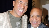 'Motown' Meet and Greet — Charl Brown — Berry Gordy